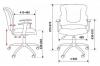 Кресло CH-323AXSN