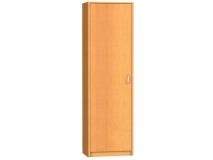 Шкаф для одежды узкий В-891