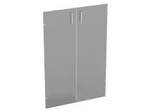 Комплект стеклянных дверей НТ-601.2 Стл